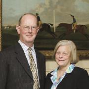John and Caroline Edwardes Jones